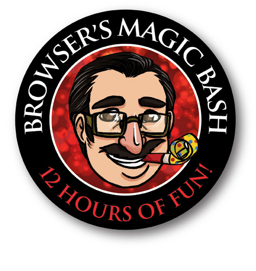 Browsers Magic Bash Logo